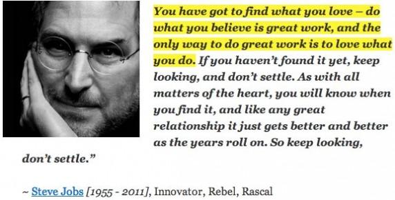 steve jobs quotes about success quotesgram